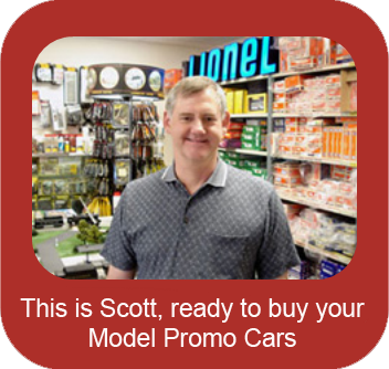 Sell Your Promo Cars – Trainz