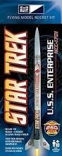 MPC 004/12 Star Trek U.S.S Enterprise NCC-1701 Rocket Kit