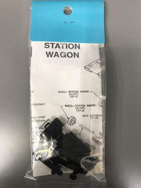Athearn 01373 HO Plastic Station Wagon Building Kit