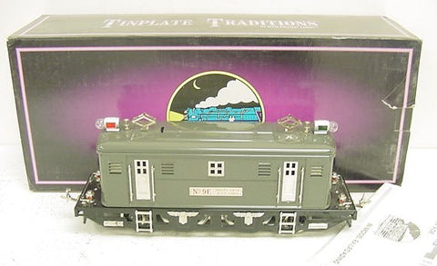 MTH 10-1067-1 Standard Gauge No. 9E Electric Locomotive