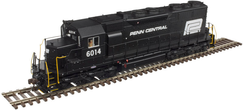 Atlas 10002754 HO Penn Central SD-35 Diesel Locomotive Standard DC #6014