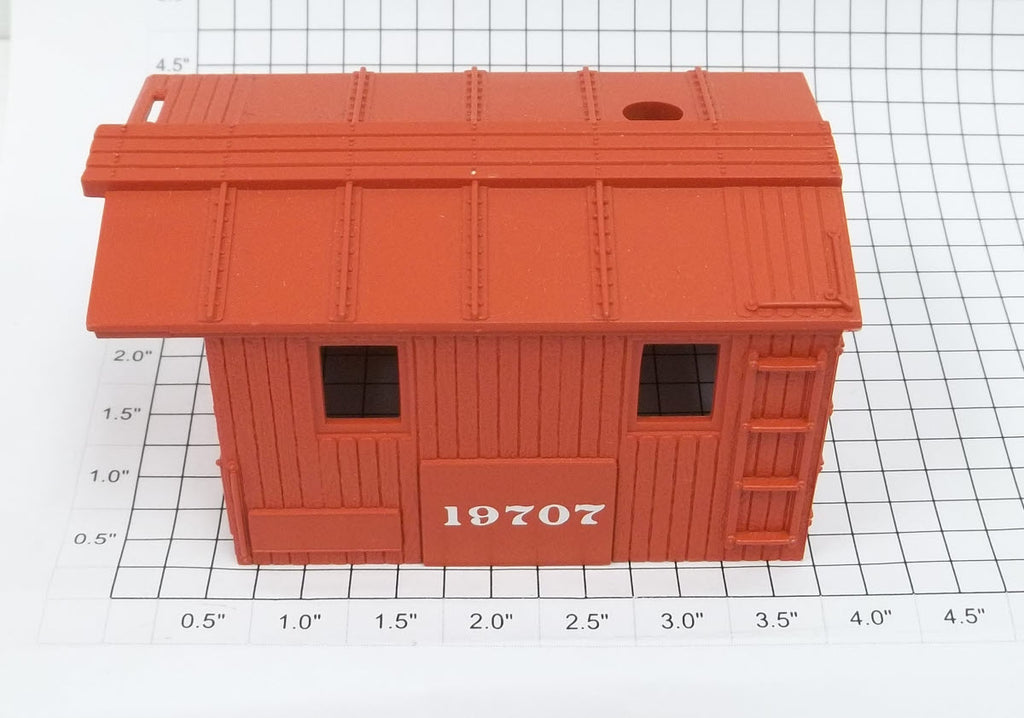 Lionel 19707-1 Red Caboose Cab Assembly