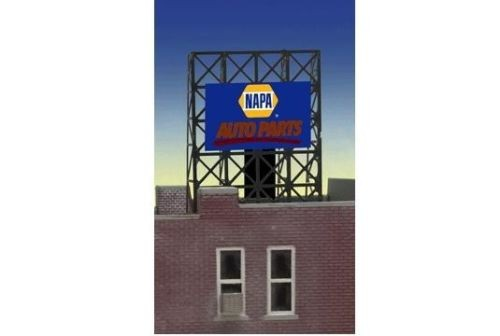 Miller Engineering 338895 N/Z Napa Auto Parts Animated Rooftop Billboard Small