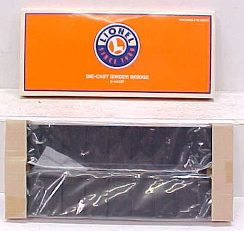 Lionel 6-14137 Generic Die-Cast Girder Bridge EX/Box