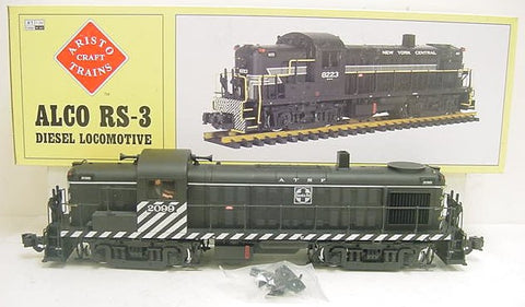Aristo-craft 22203 Santa Fe RS-3 Diesel Locomotive