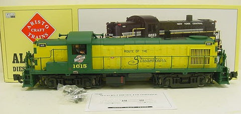 Aristo-Craft 22216 G Chicago & North Western RS-3 Diesel Loco