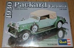 Revell 1266 HO 1930 Packard Victoria