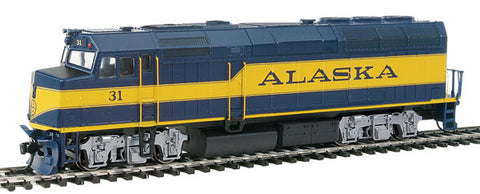 Walthers 910-19456 HO Alaska Railroad EMD F40PH - SoundTraxx(R) Sound & DCC #32
