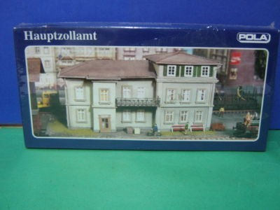 Pola 197 HO Hauptzollamt Central Customs Office Building Kit