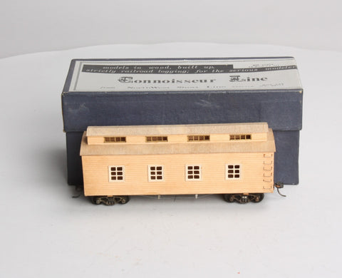 Northwest Short Line 109-03 Goodyear 40' Lumber Camp Car W/ Clerestory (Connoisseur Line)