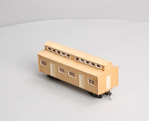 "Northwest Short Line 107-03 ""HO"" 40' Cascade Lumber Bunk Car W/ Clerestory (Connoisseur Line)"
