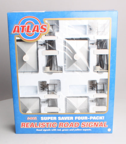 Atlas 6912 Color Position Signal 4-Pack (3 Rail)