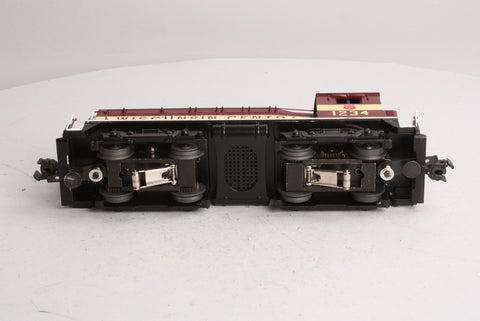 Williams NW-217 Wisconsin Central NW-2 Switcher Locomotive #1234