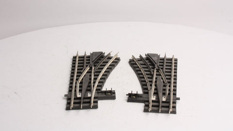 Gargraves 113/114 O Gauge 3 Rail Pair of O42 Left Hand & Right Hand Manual Switches