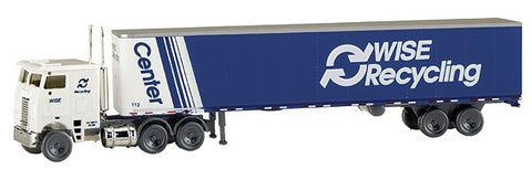 Con-Cor 4003067 N Tractor Trailer Wise Recycling