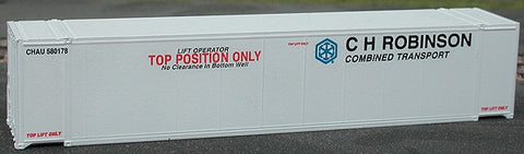 "Deluxe Innovations 9070 N CH Robinson 48' ""Top Position Only"" Container Kit (2)"