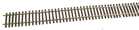 "Micro Engineering 10-106 HO Code 70 36"" Non-Weathered Flex-Track (Pack of 6)"