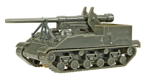 EKO 4019 HO US Post-1945 Armored Vehicle M40 Self-Propelled Howitzer