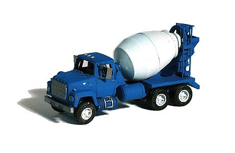 GHQ 53015 1:160 Ford 9000 Cement Truck