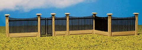 GCLaser 12512 Fence #2 4) Sections/Gate Laser Cut Kit