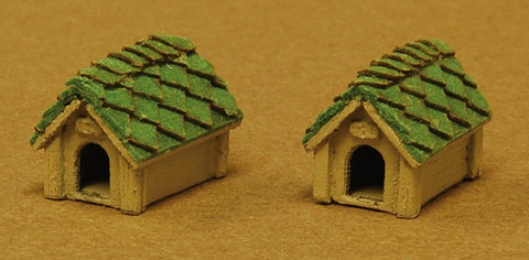 GCLaser 5145 Z Scale Dog House Plywood Kit