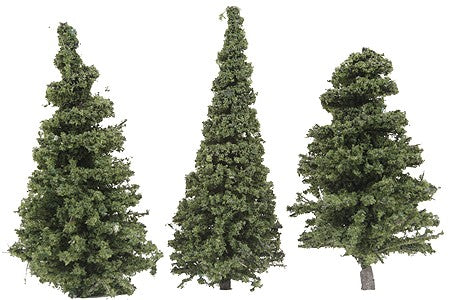Grand Central Gems T3 Small Pine Trees (Set of 50)