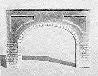 Pre-Size 206 Double Cut Stone Tunnel Portal
