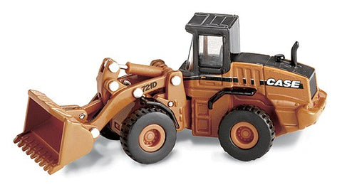 Norscot 21003 1:87 HO Case 721D Wheel Loader