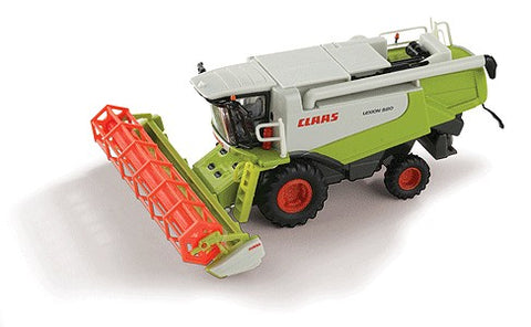Norscot 56016 HO Farm Machinery - CLAAS Lexion Model 580 Combine Harvester