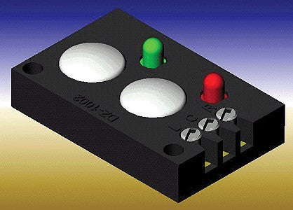 Z-Stuff DZ-1002 Remote Switch Controller with 2 Red LED's