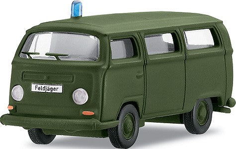Marklin 18702 VW Bus Military Police