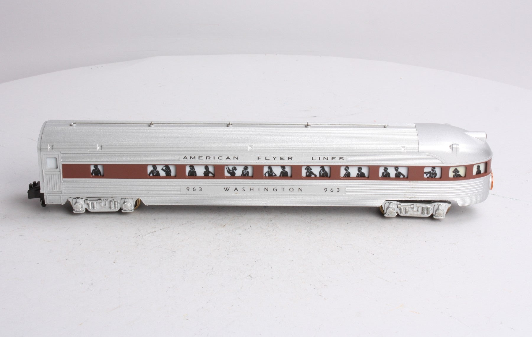 American Flyer 6-48940 S Scale American Flyer Lines Washington