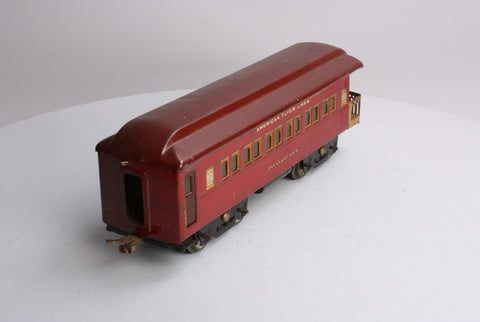 American Flyer 4042 Standard Gauge Pleasant View Observation Car