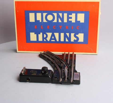 Lionel 6-65133 O Left Hand Remote Control Switch Turnout