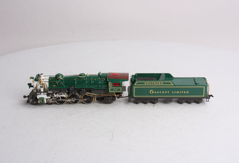 Precision Craft Models 1396 HO Scale The Cresent Limited Steam Locomotive & Tender