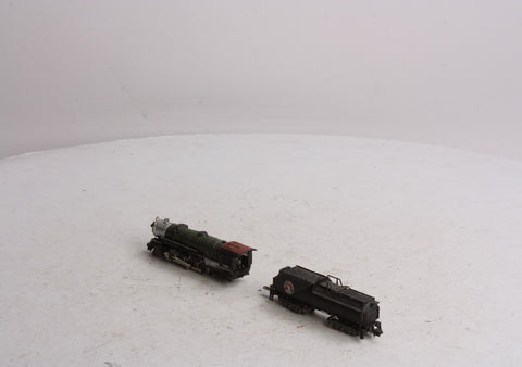 Rivarossi 28202 N Great Northern 2-8-2 Steam Locomotive and Tender