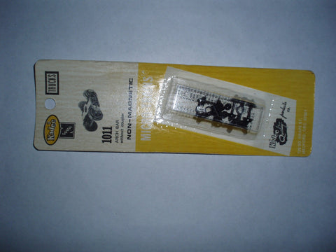 Kadee MT-1011 N Gauge Arch Bar Trucks without Couplers