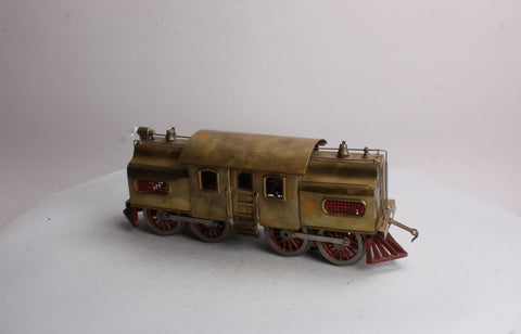 Lionel 54 Standard Gauge Brass #54 Electric Engine
