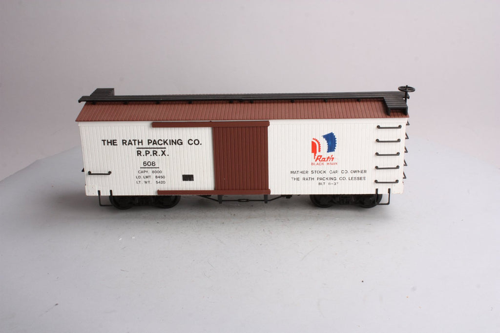 Bachmann 608 Rath Packing Co. Boxcar
