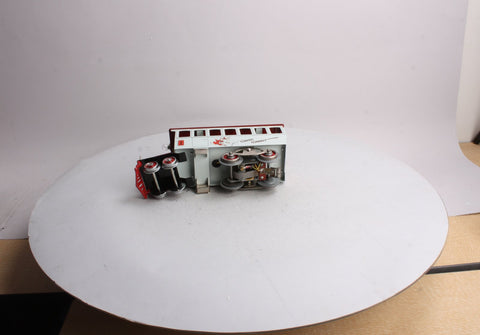 McCoy 1 Standard Gauge Wapid Wabbit Rail Bus