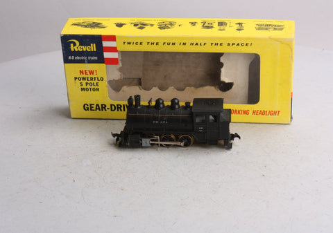 "Revell 3600 HO Scale Union Pacific ""Omaha"" 0-6-0T Steam Engine W/ Smoke"