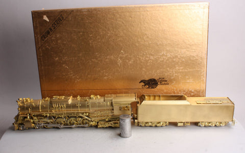 Precision Scale Company 15719 O Scale 2-Rail Brass C&O Railway Class J-3a Steam Loco & Tender