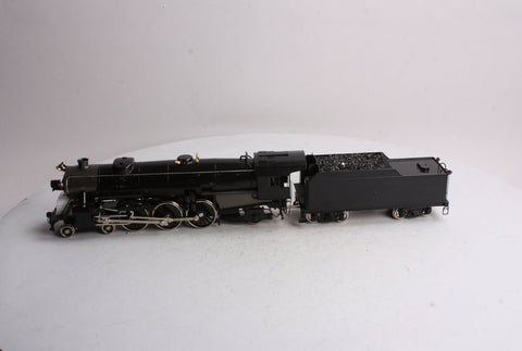 Williams O Scale 2-Rail Brass 4-6-2 Steam Locomotive & Tender