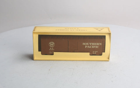American Models 23461 S Scale Southern Pacific Plugged Door Boxcar