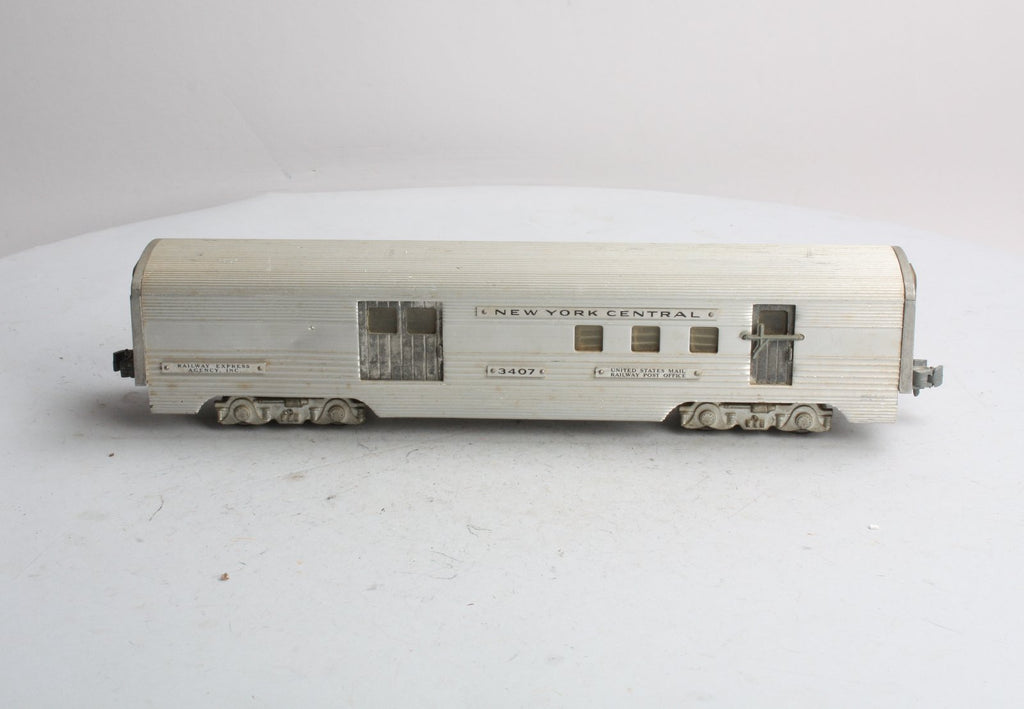 AMT 3407 New York Central Railway Post Office Passenger Car