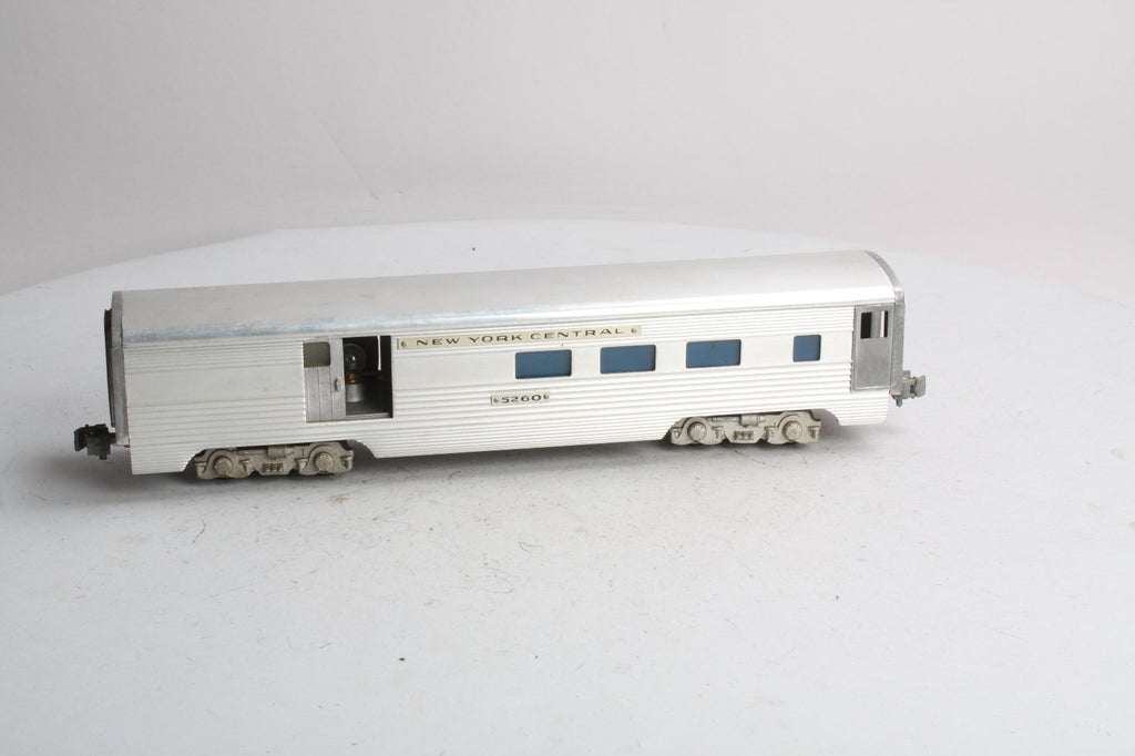 AMT 5260 New York Central Aluminum Combo Car