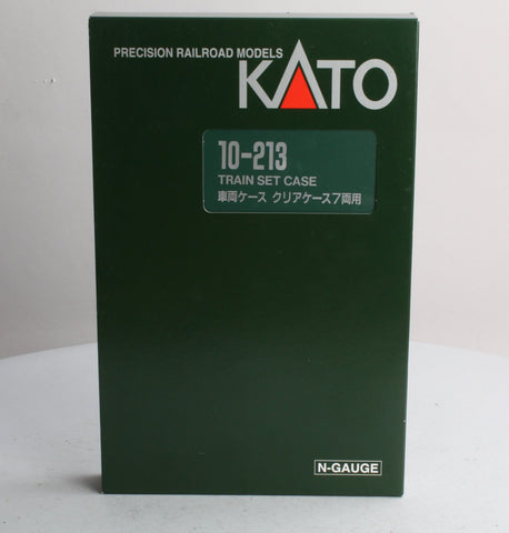 Kato 10-213 N Scale Train Set Case Without Foam Liner