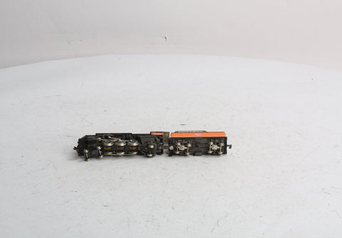 Rivarossi 9130 N Milwaukee Railroad 4-6-2 Steam Locomotive With Tender