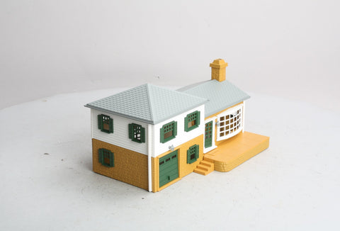 Bachmann 45302 O Plasticville Built-Up Split-Level House Building