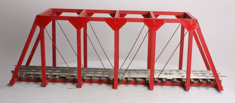 American Flyer Standard Gauge Trestle Bridge